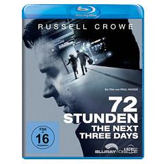 72 Stunden - The next Three Days Blu-ray