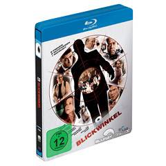 8 Blickwinkel - Steelbook Blu-ray