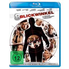 8 Blickwinkel Blu-ray