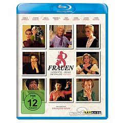 8 Frauen Blu-ray