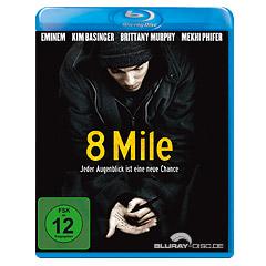8 Mile Blu-ray