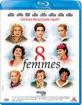 8 femmes (FR Import ohne dt. Ton) Blu-ray