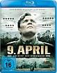 9. April - Angriff auf Dänemark Blu-ray