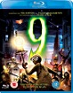 9 (UK Import ohne dt. Ton) Blu-ray