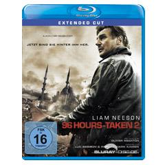 96 Hours - Taken 2 Blu-ray