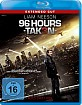 96 Hours - Taken 3 (Extended Cut) Blu-ray