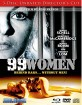 99 Women (1969) - Unrated Director's Cut (Blu-ray + DVD + Audio CD) (US Import ohne dt. Ton) Blu-ray