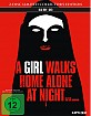 A Girl Walks Home Alone at Night (2014) - Limited Mediabook Edition Blu-ray