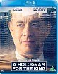 A Hologram for the King (DK Import ohne dt. Ton) Blu-ray