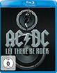 AC/DC - Let there be Rock Blu-ray