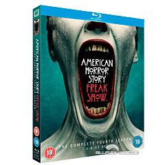 American Horror Story - Season 4 (Freak Show) (UK Import) Blu-ray
