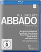 Abbado - Mozart Requiem (Salzburger Dom 1999) Blu-ray