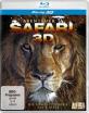 Abenteuer Safari 3D - Die komplette Serie (Blu-ray 3D) Blu-ray