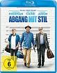 Abgang mit Stil (Blu-ray + UV Copy) Blu-ray