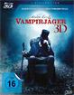 Abraham Lincoln: Vampirjäger 3D (Blu-ray 3D + Blu-ray) Blu-ray