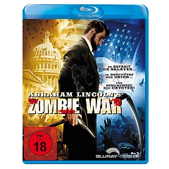Abraham Lincoln's Zombie War (2. Neuauflage) Blu-ray