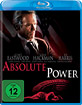 Absolute Power (1997) Blu-ray