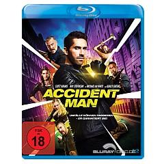 Accident Man Blu-ray