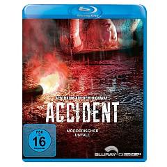 Accident - Mörderischer Unfall Blu-ray
