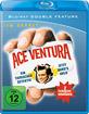 Ace Ventura - Ein tierischer Detektiv + Ace Ventura 2 - Jetzt wird's wild (Doppelset) Blu-ray