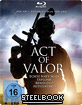 Act of Valor - Steelbook Blu-ray