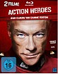 Action Heroes - Jean-Claude Van Damme Edition (2 Disc Set) Blu-ray