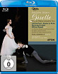 Adam - Giselle (Roussillion) Blu-ray
