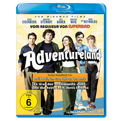 Adventureland Blu-ray