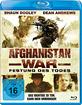 Afghanistan War Blu-ray