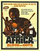 Africa Blood and Guts (Limited X-Rated Eurocult Collection #43) (Cover E) Blu-ray