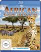 African Safari Adventure 3D (Blu-ray 3D) Blu-ray