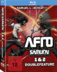 Afro Samurai 1 & 2 (Double Feature) Blu-ray