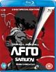 Afro Samurai - Director's Cut (UK Import ohne dt. Ton) Blu-ray