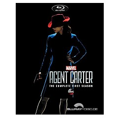 Agent Carter: The Complete First Season (US Import ohne dt. Ton) Blu-ray