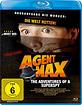 Agent Max Blu-ray