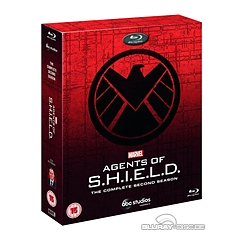 Marvel's Agents Of S.H.I.E.L.D.: The Complete Second Season - Limited Edition Digipak (UK Import ohne dt. Ton) Blu-ray