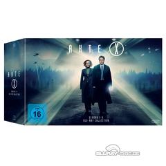 Akte X: Die komplette Serie Blu-ray