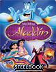 Aladdin (1992) - Zavvi Exclusive Limited Edition Steelbook (The Disney Collection #1) (UK Import ohne dt. Ton) Blu-ray