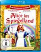 Alice im Spiegelland (Neuauflage) Blu-ray