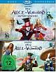 Alice im Wunderland 1&2 (Doppelset) Blu-ray