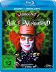 Alice im Wunderland (2010) Blu-ray