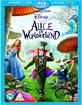 Alice in Wonderland (2010) 3-Disc-Edition (Blu-ray + DVD + Digit Blu-ray