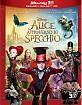 Alice Attraverso Lo Specchio (2016) 3D (Blu-ray 3D + Blu-ray) (IT Import) Blu-ray