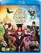 Alice Through the Looking Glass (DK Import) Blu-ray