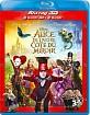 Alice de l'autre côté du miroir 3D (Blu-ray 3D + Blu-ray) (FR Import ohne dt. Ton) Blu-ray