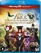 Alice Through the Looking Glass 3D (Blu-ray 3D + Blu-ray) (NL Import ohne dt. Ton) Blu-ray
