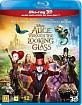 Alice Through the Looking Glass 3D (Blu-ray 3D + Blu-ray) (NO Import) Blu-ray
