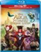 Alicja po Drugiej Stronie Lustra 3D (Blu-ray 3D + Blu-ray) (PL Import ohne dt. Ton) Blu-ray