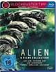 Alien 1-6 (6 Filme Collection) Blu-ray