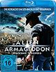 Alien Armageddon - Spaces